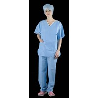 SCRUB SUITS TOPS AND TROUSERS (SINGLES)