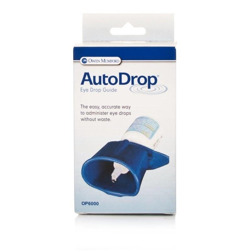 Autodrop Eye Dropper Dispenser Dental World