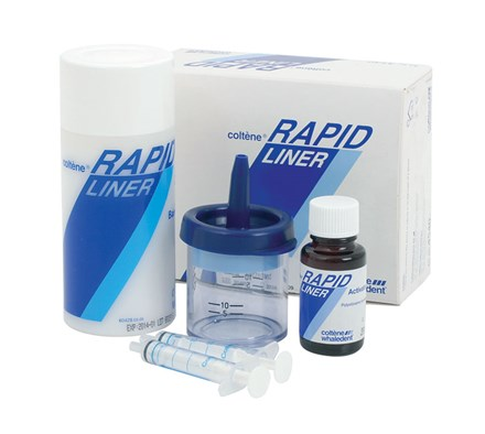 RAPID LINER (COLTENE) ECONOMY PACK  X 504ML REF:4547