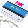 WIRE STAINLESS STEEL (PINKLINE) 017 X 025 LOWER EURO X 10