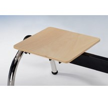 BENCH BOARD BLACK CAT NATURAL BEECH 40CM X 40CM