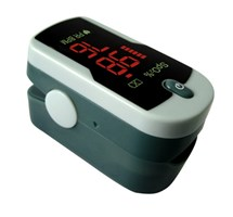 PULSE OXIMETER FINGER (C12) ADULT/PAED WITH CARRY CASE