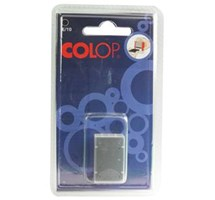INK PAD (COLOP) REPLACEMENT E/10 BLACK X 2