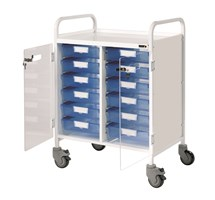 DOOR LOCKING AND TAMPER RESISTANT (SUNFLOWER) FOR CLINICAL VISTA 60 TROLLEY