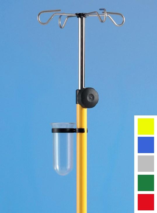 Iv Pole Ceiling Mounted For Room 2 5m Adj Range 73 102cm