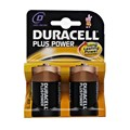 BATTERY DURACELL ULTRA SIZE D X 2