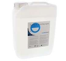 DISINFECTANT HARD SURFACE  (UNODENT) ALCOHOL FREE X 5 LTR
