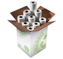 COUCH BED/ROLL 2 PLY WHITE X 12ROLLS X 40M