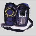 PULSE OXIMETER CARRY CASE PADDED BLUE FOR 8500