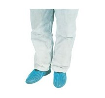 "OVERSHOES POLYTHENE 16"" BLUE X 100"