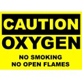 SIGN - EMERGENCY OXYGEN LAMINATED