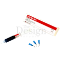 ETCH GEL SYRINGE 5G & 3 TIPS (DEHP)