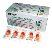KETAC-BOND (3M ESPE) APLICAP YELLOW X 50