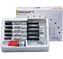 HELIOSEAL F (IVOCLAR VIVADENT) SYRINGES ASSORTED PACK