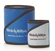 CUFF BLOOD PRESSURE (WELCH ALLYN) SET SMALL ADULT (18-27CM) & ADULT PLUS (33-40CM)
