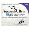 AQUASIL ULTRA DIGIT XLV (DENTSPLY) CROWN & BRIDGE FAST SET REFILL PACK X 1
