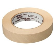 AUTOCLAVE TAPE 18MM X 55M X 28