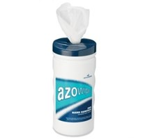 AZOWIPE HARD SURFACE WIPES TUB OF 200