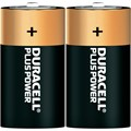 BATTERY DURACELL ULTRA SIZE C X 2