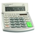 CALCULATOR (Q-CONNECT) SEMI-DESK 12 DIGIT X 1
