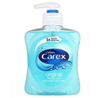 SOAP CAREX PUMP ACTION ORIG SCENT 250ML X 1