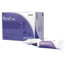 DYCAL CALCIUM HYDROXIDE (DENTSPLY)  IVORY REFILL PACK 13GMS