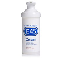 E45 CREAM 500G WITH PUMP DISPENSER (GSL)