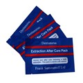 EXTRACTION AFTERCARE PACK (DENTANURSE) X 100