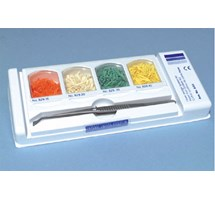 WEDGE INTERDENTAL (KERR) SYCAMORE SYSTEM KIT X 1000