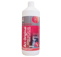 TOILET & URINAL CLEANER (ACT) THICK X 1 LTR