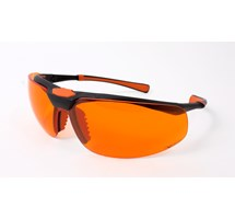 SPECTACLES PROTECTIVE (UNODENT) ANTI FOG AUTOCLAVABLE ORANGE